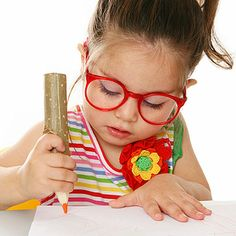 Around age 4 is the ideal time to start helping your child improve his or her penmanship. Here are 5 (surprisingly fun) ways to overcome common handwriting problems.