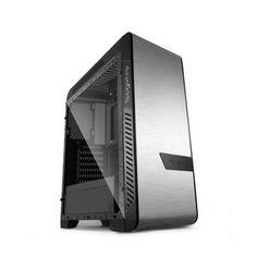 Case Segotep EOS có kích thước 510mm x 205mm x 455mm, nặng 7kg. Thùng máy được lắp đặt 3 quạt 120mm phía trước, 2 trên nóc, 1 phía sau, độ dài VGA 320mm, chiều cao tản nhiệt CPU 164mm, 3 x SSD + 2 HDD. Vỏ nhôm Case được lắp kèm 2 mặt kính, 3 fan, tối ưu cho việc lắp linh kiện to và tản nhiệt nước. Case Segotep EOS có khe mở rộng 8 slots, hỗ trợ Mainboard E-ATX, ATX, Micro ATX, mini-ITX. Thùng máy EOS có kiểu nguồn ATX được thiết kế lỗ thoát khí với tấm lọc bụi cộng với cao su chống rung.