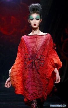 Deng Hao Haute Couture 2012