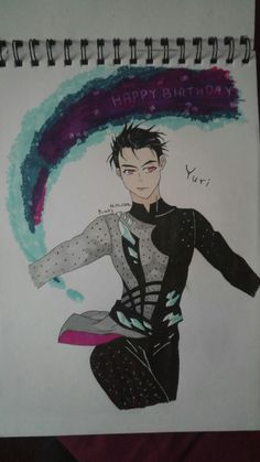 Yuri Katsuki - Yuri on Ice