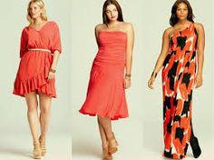 loving these dresses. ultra feminine.