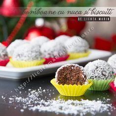 Desertul ideal! Usor de preparat si fara cuptor! Ingrediente: 250 gr biscuiti petit beurre 150 gr miez de nuca 130 gr...