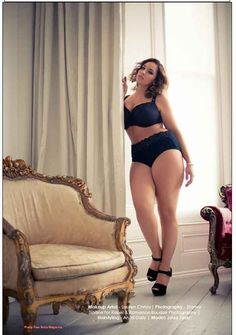 Curvy sexy and Full figured Women on Pinterest   Nicole Mejia, Curves ...