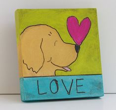 Is Love Is may refer to: Dog Canvas Painting, Cute Canvas Paintings, Small Canvas Art, Kids Canvas, Dog Paintings, Easy Paintings, Painting For Kids, Art Drawings For Kids, Art For Kids
