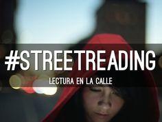 """#StreetReading"" by Josean Prado"