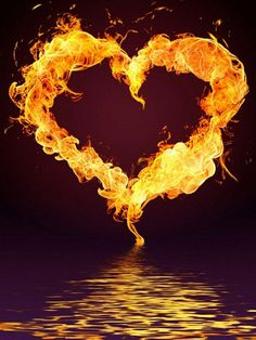 """""""I have come to bring fire on the earth, and how I wish it were already kindled! -Luke genius heart shaped fire DIVA look at that! Iphone 5 Wallpaper, Heart Wallpaper, Screen Wallpaper, Desktop Wallpapers, Heart In Nature, Heart Art, I Love Heart, My Heart, Heart Of Fire"""