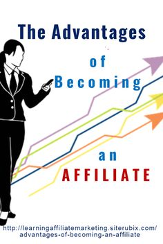 Advantages-become an affitiate