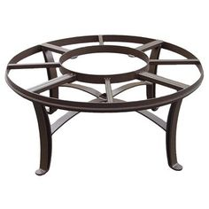 Sundance Southwest Universal Style Chat Fire Pit Table Finish: Bronze Powder Coat, Fuel Type: Propane, Table Top Design: Morocco Fire, Top Finish: ...
