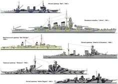 корабли итальянского флота