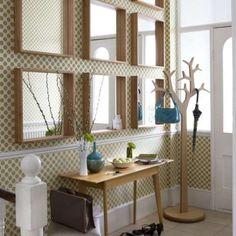 Arredamento per l'ingresso di casa - Arredare un ingresso con mobili chiari e luminosi