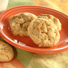 White Chip Island Cookies