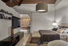 Residência AM : Quartos modernos por Isabela Canaan Arquitetos e Associados