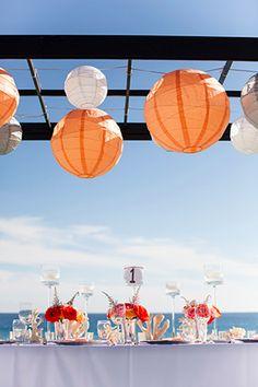 Colorful Destination Wedding in Cabo.