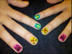 sf nails ...yah, art.