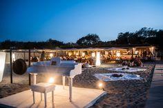 Musica in spiaggia tutte le sere a Marina di Ravenna