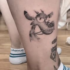 13 Disney Tattoos for the Ultimate Stan