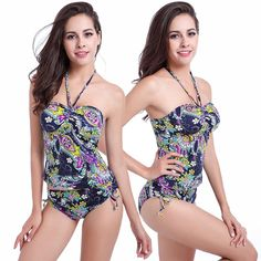 421afa8eb9c Fashion Two Piece Swimsuits for Womens     Check out this great image   Plus