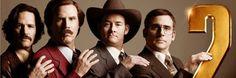 2 Trailers De Anchorman 2: The Legends Continues | DiosCaficho.Com