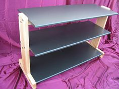 Picture Hifi Stand, Audio Stand, Audio Rack, Shelves, Chair, Furniture, Home Decor, Lounge, Tv
