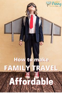 Great tips for making family travel more affordable. I love that her kids help fun the vacation by doing odd jobs!