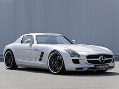 Mercedes-Benz SLS AMG Coupé Hamann. Sporty coupe with all the glam of the Benz.