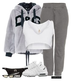 io by ivorionda on Polyvore featuring polyvore fashion style Dolce&Gabbana adidas Originals NIKE clothing