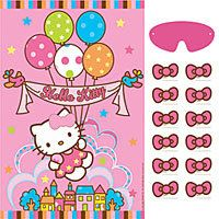 48 Best 1st Birthday Images Hello Kitty Party Supplies