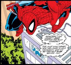 From Amazing Spider-Man #313
