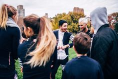 0b0dd616129 Thom Browne s Central Park Thanksgiving Football Game