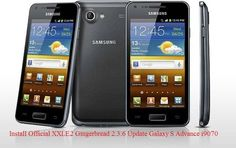 Install Official XXLE2 Value Pack Update Galaxy S Advance i9070. http://techdraginfo.blogspot.com/2012/08/install-official-xxle2-value-pack.html
