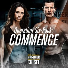 Today's the day!   The new Master's Hammer & Chisel Beachbody workout was released and I'm going have a Facebook motivation group set up for the 1st Monday of January.   Who's ready for an ab-tastic 2016?!