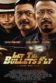 'Let the Bullets Fly' (2010, China) #China #ChowYunFat #film http://cueafs.com/2012/09/let-the-bullets-fly-review/