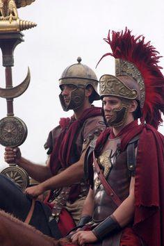 Marcus Vipsanius Agrippa - Allen Leech in Rome.