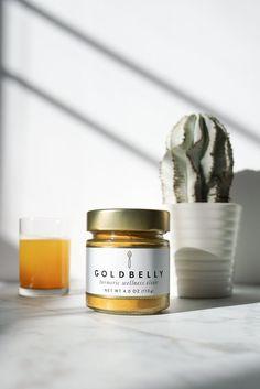 Goldbelly Turmeric Wellness Elixir - #mygoldbelly #goldbelly Golden Milk Healthy Tonic