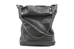 Leather Dot Tote – Moorea Seal