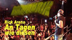 """Rick Arena - """"Tage wie diese"""", live in der Rockfabrik Nürnberg - Cover auf """"An Tagen wie diesen""""/Die Toten Hosen. http://www.RickArena.com"""