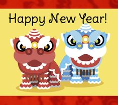 Happy New Year Dragon Cards: Free Printables for the Chinese New Year | Disney Baby