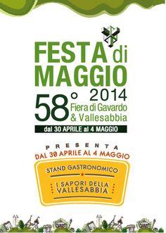 Festa di Maggio a Gavardo http://www.panesalamina.com/2014/22883-festa-di-maggio-a-gavardo.html