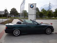 Jan Porsch nám poslal fotku BMW řady 3 Cabrio (E36). Pěkný kousek, děkujeme za fotku.