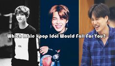 Which Male kpop Idol Would Fall For You?