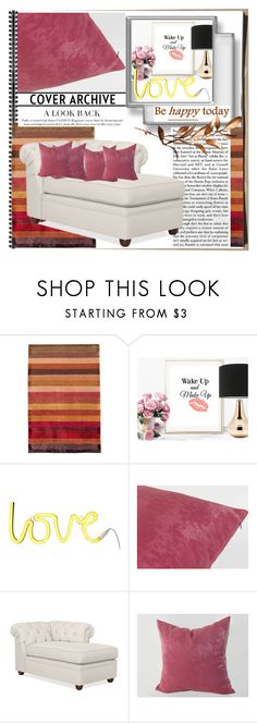 """""""ModernHouseBoutique  38"""" by k-lole ❤ liked on Polyvore featuring interior, interiors, interior design, home, home decor, interior decorating, A Little Lovely Company, Pottery Barn and modern"""