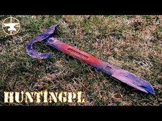 Toporek z klucza ⚒ By HuntingPL - YouTube