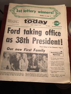 Chicago Today Friday, August 9, 1974  | eBay