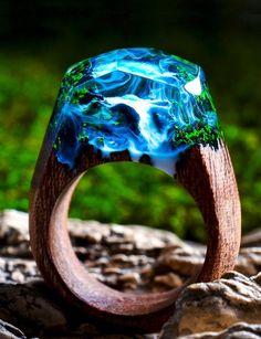 Azure Falls – Secret Wood