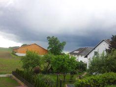Wettermeldungen + Wetterentwicklung » 12.05.2014 - Aktuelle Wettermeldungen