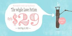 The Whole Love Potion - Only $29