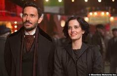Alexander Sweet and Vanessa Ives - S3
