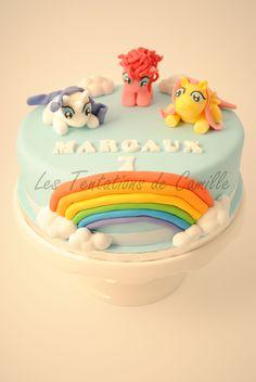 My Little Poney Birthday Cake
