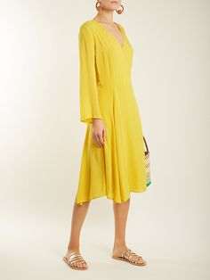Our pick of the best yellow bridesmaid and wedding guest dresses - Scottish Wedding