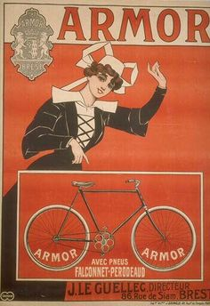 bicyclettes Armor - Brest -